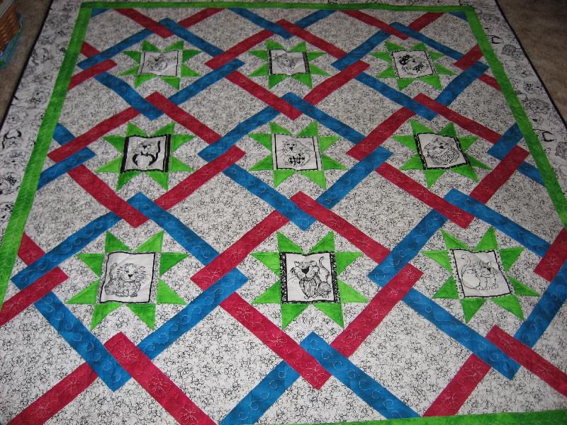 June 2008 Always Quilts