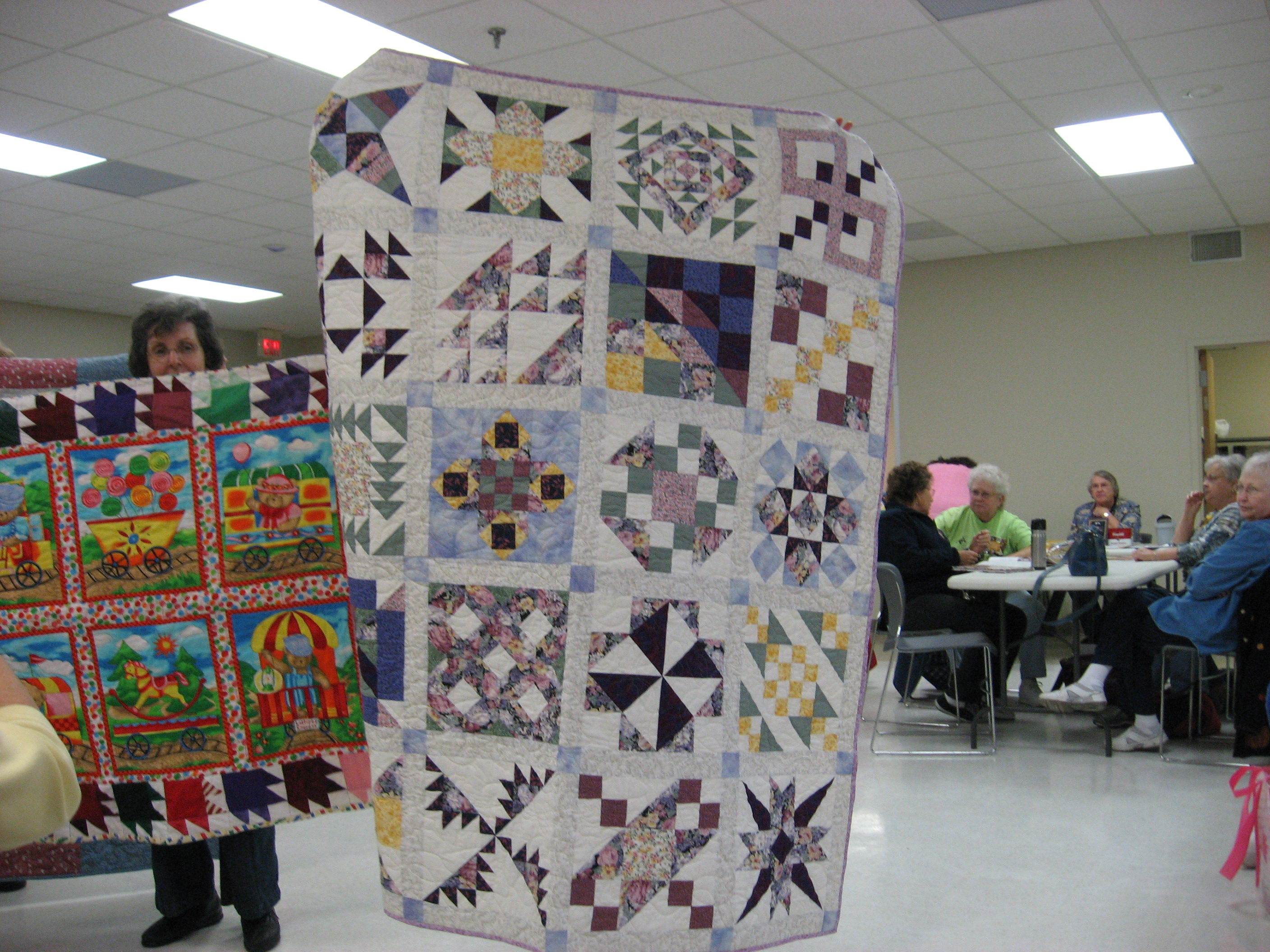 Houston, donation quilts, mystery quilts and other stuff – Always ... : quilting houston - Adamdwight.com