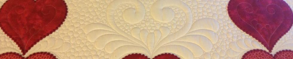 Design wall 9/19/17 next string quilt – Always Quilts