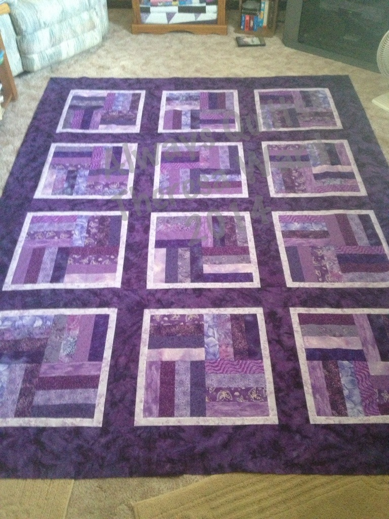June 2014 – Always Quilts : quilt purple - Adamdwight.com
